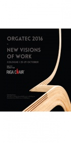 Meet us at Orgatec 2016
